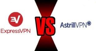 ExpressVPN vs Astrill VPN