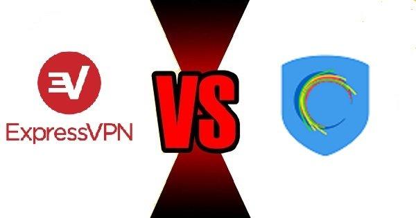 ExpressVPN vs Hotspot Shield