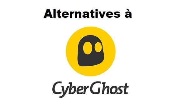 alternatives a cyberghost