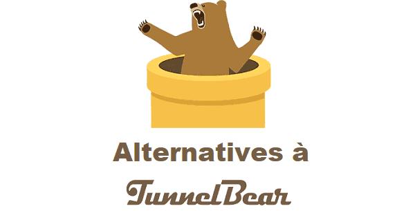 alternatives a tunnelbear