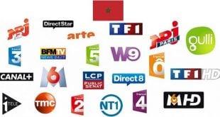 television francaise au maroc
