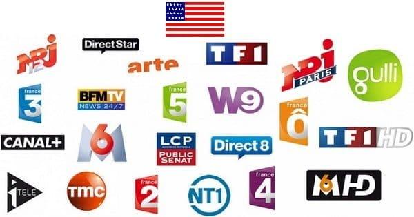 television francaise aux etats-unis