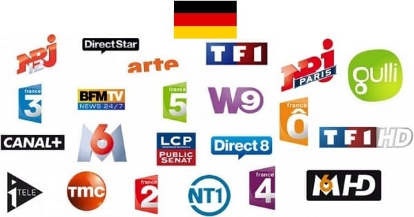 television francaise en allemagne