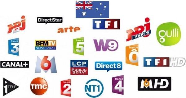 television francaise en australie