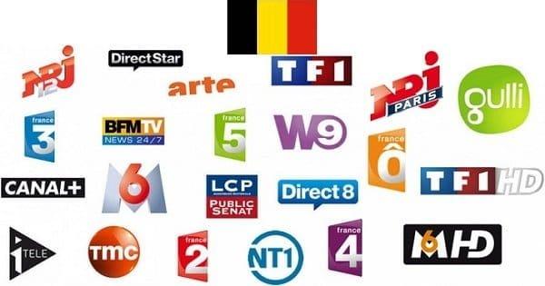 television francaise en belgique