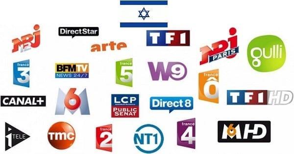 television francaise en israel
