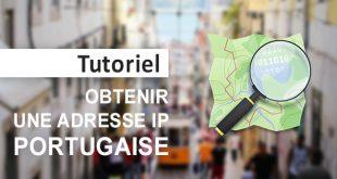 Obtenir IP portugaise