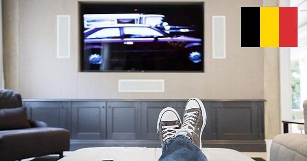 regarder la television belge en france