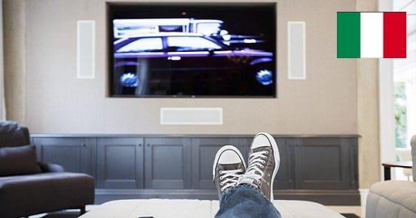 regarder la television italienne en france