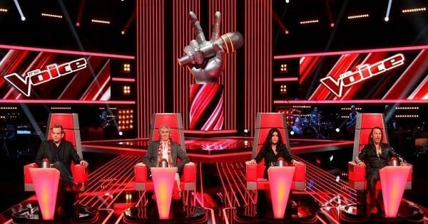 the voice en algerie