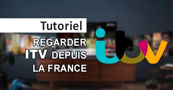 Regarder ITV France