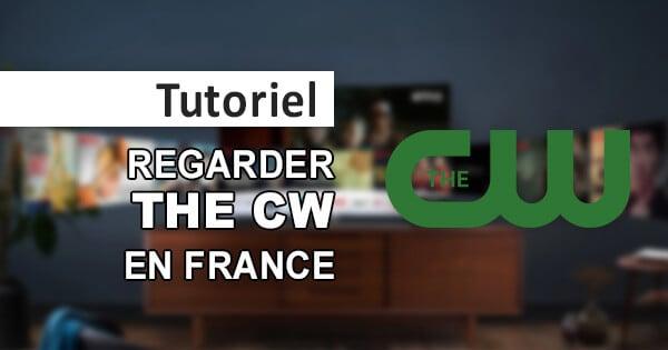 Regarder The CW France