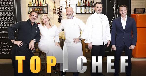 Top Chef depuis l'étranger