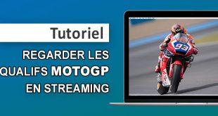 Regarder Qualifs MotoGP