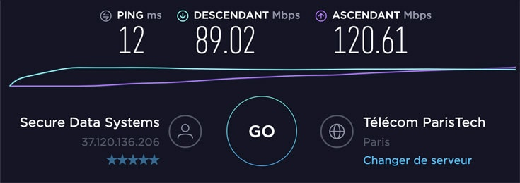 Vitesse Goose VPN
