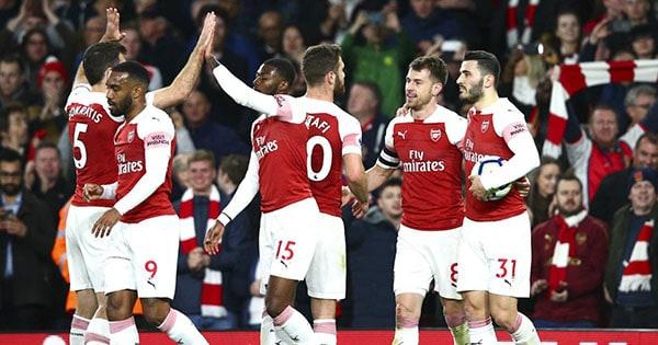 Arsenal Naples en streaming