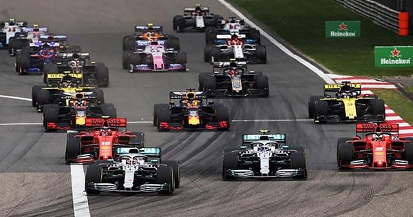 GP Azerbaïdjan F1