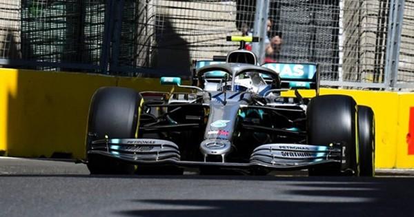 GP Espagne F1