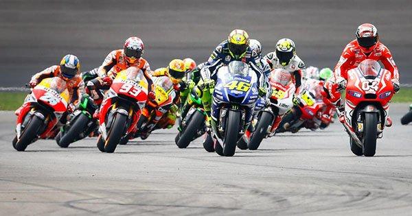 Liste des chaînes gratuites qui diffusent le MotoGP 2021 en direct