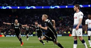 Ajax Tottenham streaming