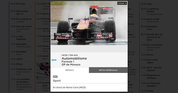 GP Monaco RTS