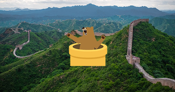 TunnelBear Chine