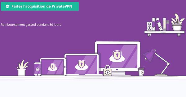 VPN Mac PrivateVPN