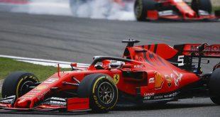 GP Autriche F1