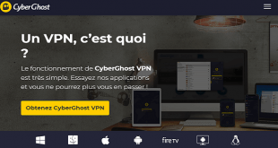 connexions simultanees cyberghost