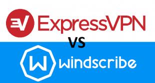 expressvpn windscribe
