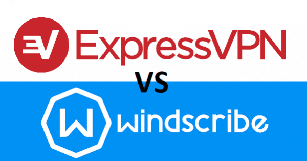 expressvpn windscribe