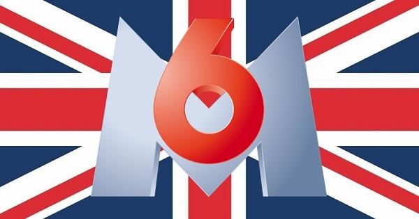 m6 au royaume-uni