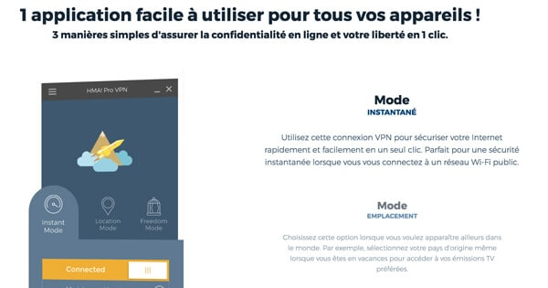 Application-hidemyass