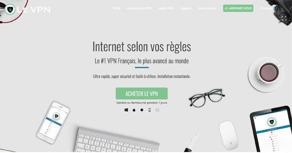 Avis-Le-VPN