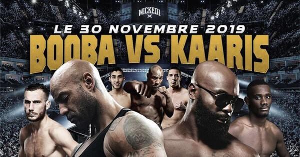 Booba vs Kaaris chaine