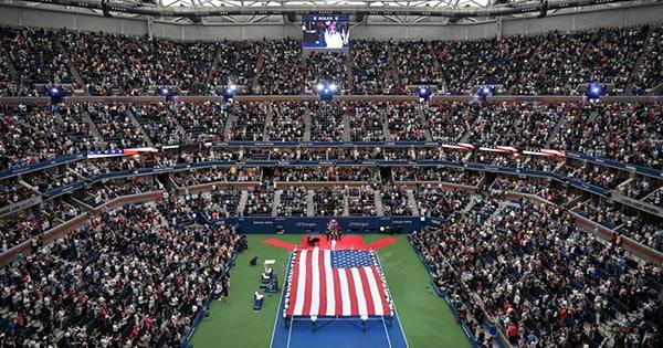 Chaînes pour regarder l'US Open