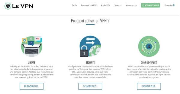 Choisir-Le-VPN