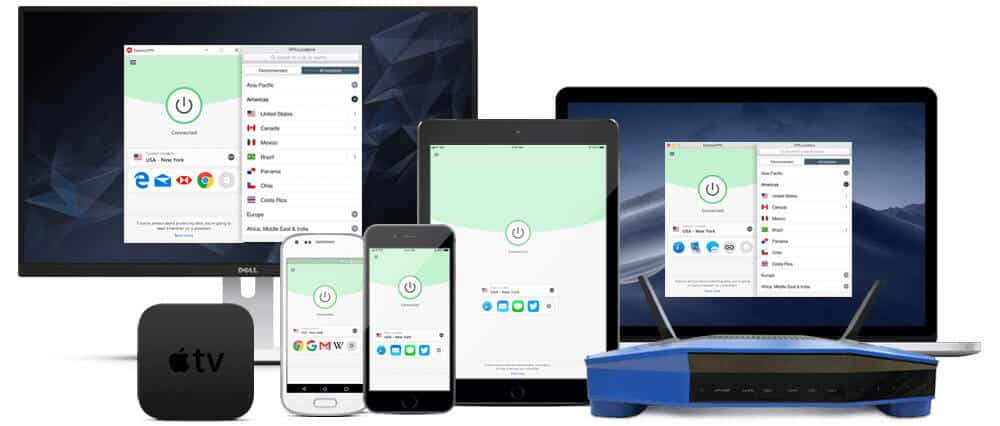 ExpressVPN-apps