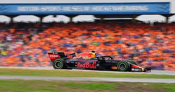 GP Ungarn F1