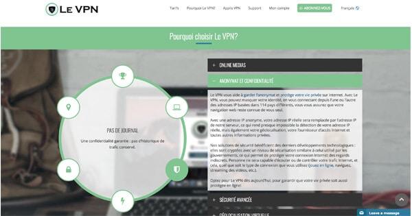 Le-VPN