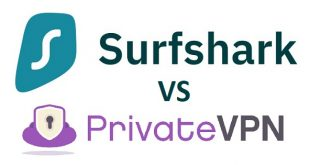 surfshark privatevpn