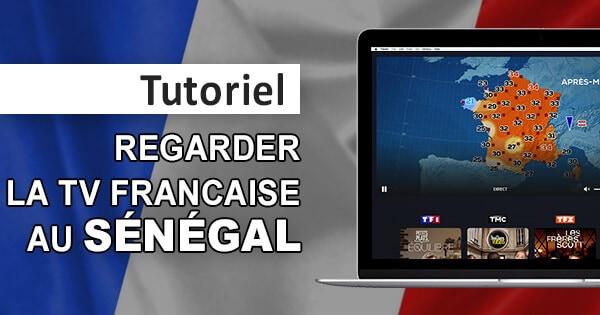 TV française Sénégal