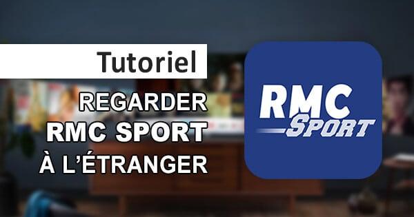 RMC Sport étranger