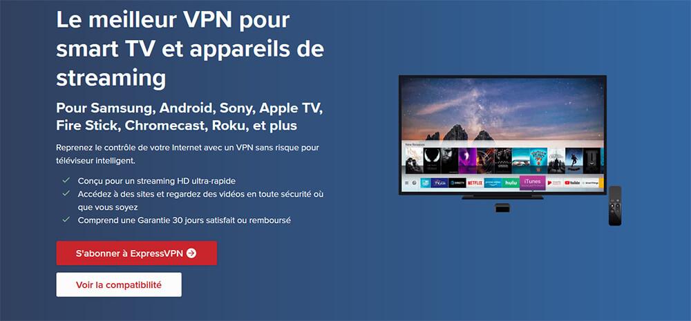 ExpressVPN VPN Android TV