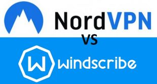 nordvpn windscribe