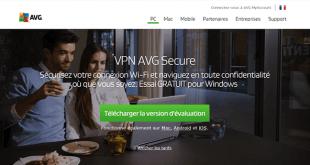 Avis AVG Secure VPN