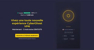 Black Friday Offre CyberGhost