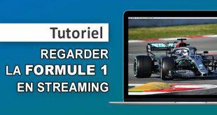 Regarder F1 streaming