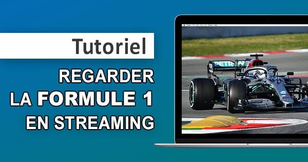 Comment regarder les Grands Prix de F1 en streaming gratuitement ?