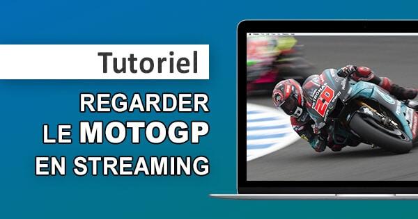 Comment regarder le MotoGP en streaming gratuitement ?